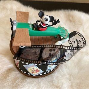 Vintage Enesco Disney Plane Crazy Windup Music Box